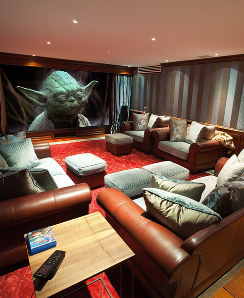 Home Cinema Installation Kent & London