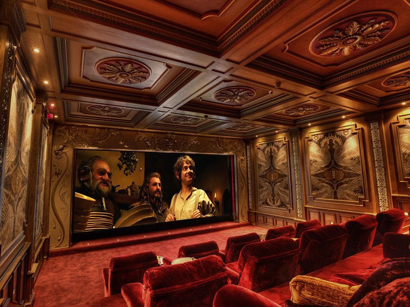 home cinema design kent & london
