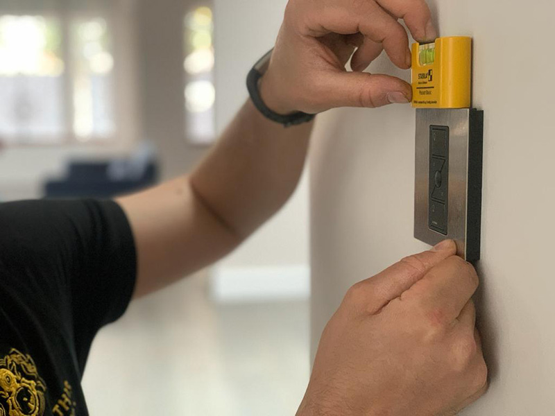 Imagine This Installing Lutron Pico Keypad