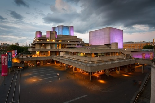 Shows the National Theatre