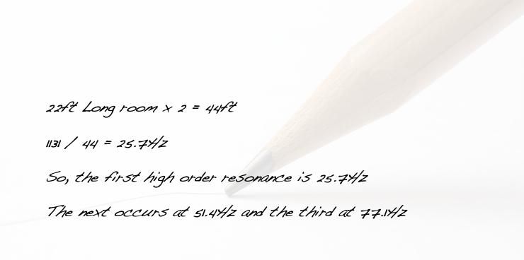 Example calculation of fundamental